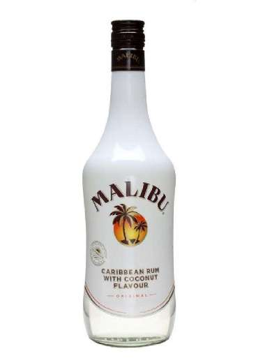 MALIBU' RUM COCONUT 1 LT