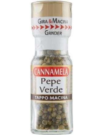 CANNAMELA PEPE VERDE TAPPO MACINA GR 12