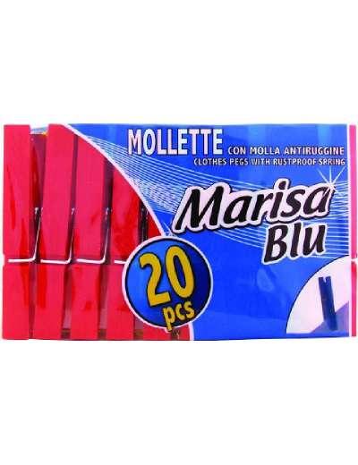 MARISA MOLLETTE PLASTICA PZ 20
