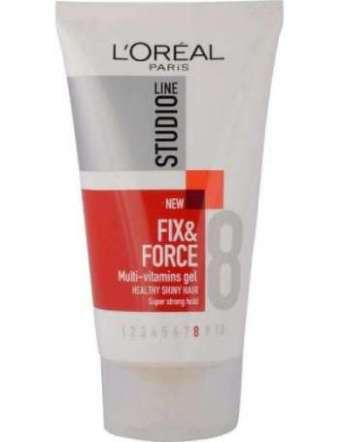 L'OREAL FIX&FORCE GEL ML 150