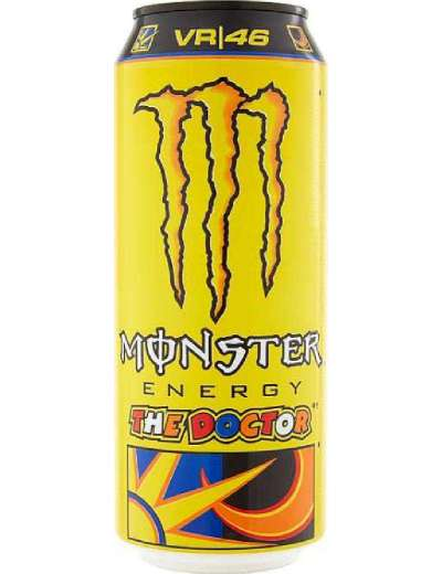 MONSTER V46 THE DOCTOR ENERGY DRINK LATTINA 50 CL