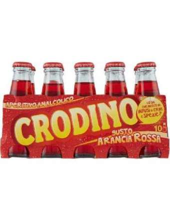 CRODINO ARANCIA ROSSA 10X10 CL