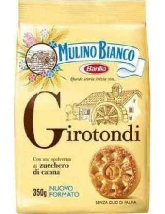 MULINO BIANCO BISCOTTI GIROTONDI GR 350