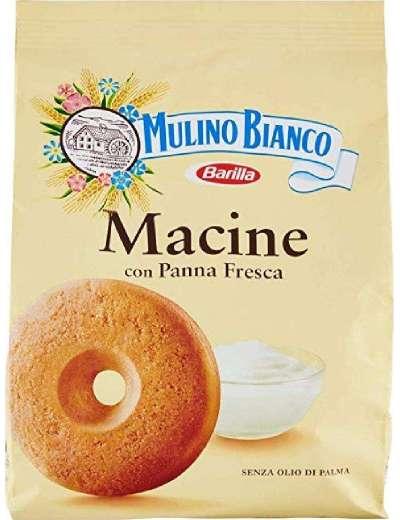 MULINO BIANCO BISCOTTI MACINE GR 350