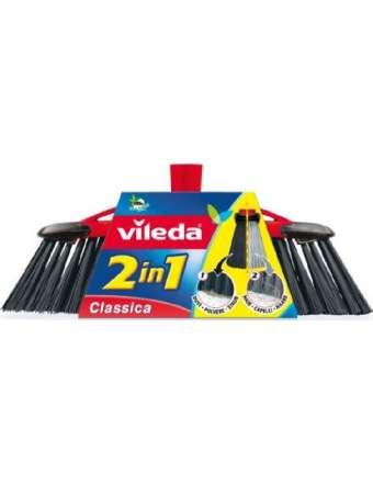 VILEDA SCOPA 2 IN 1 CLASSICA PZ 1