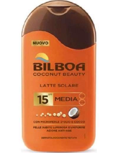 BILBOA COCONUT SFP 15 LATTE SOLARE ML 200