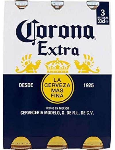 CORONA BIRRA 3X33 CL