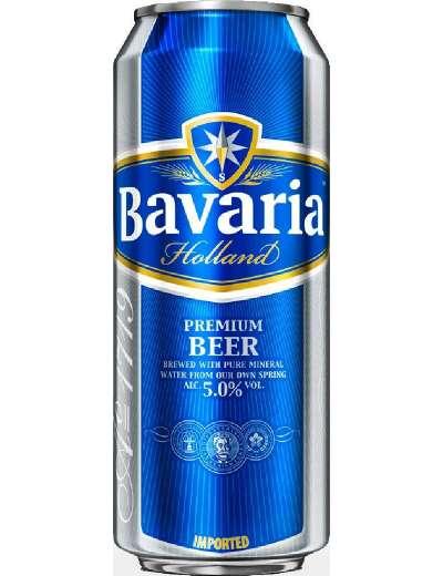 BAVARIA BIRRA PREMIUM LATTINA CL 50