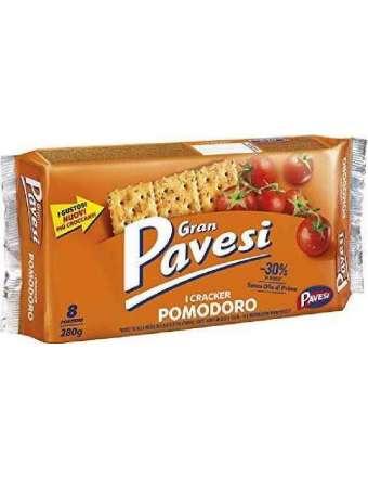 PAVESI CRACKERS POMODORO GRAN PAVESI GR 280