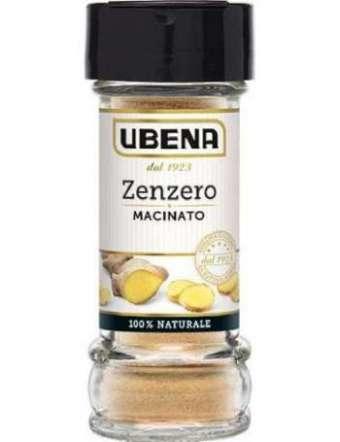 UBENA ZENZERO MACINATO VETRO GR 25