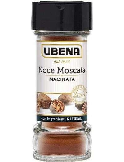 UBENA NOCE MOSCATA MACINATA VETRO GR 35