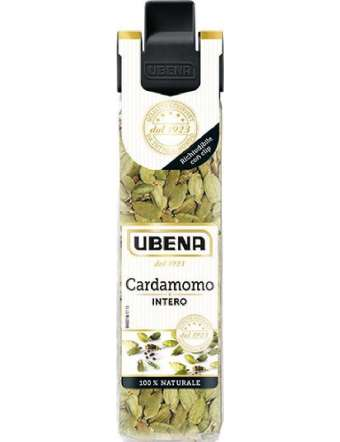 UBENA CARDAMOMO INTERO CLIP SACHET GR 18