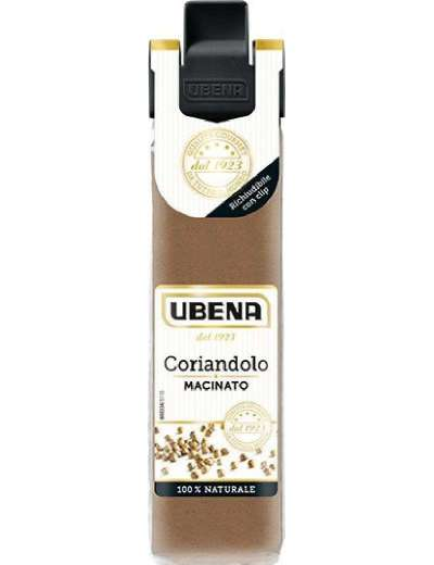 UBENA CORIANDOLO MACINATO CLIP SACHET GR 25