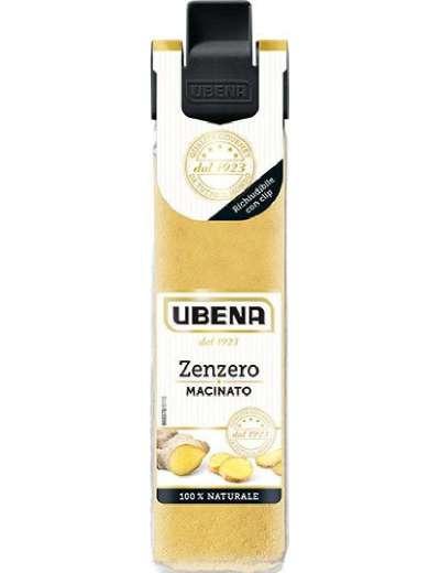 UBENA ZENZERO MACINATO CLIP SACHET GR 25