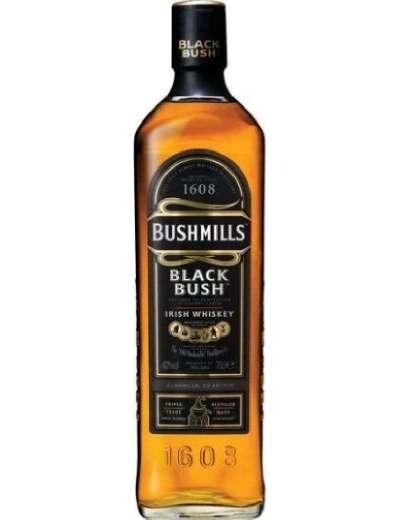 WHISKY BUSHMILLS BLACK BUSH 70 CL