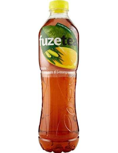 FUZE TEA LIMONE PET CL 125
