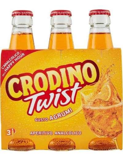 CRODINO TWIST AGRUMI 3X17