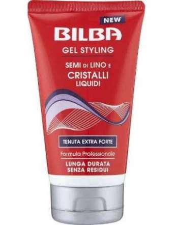 BILBA GEL EXTRA FORTE SEMI DI LINO ML 150