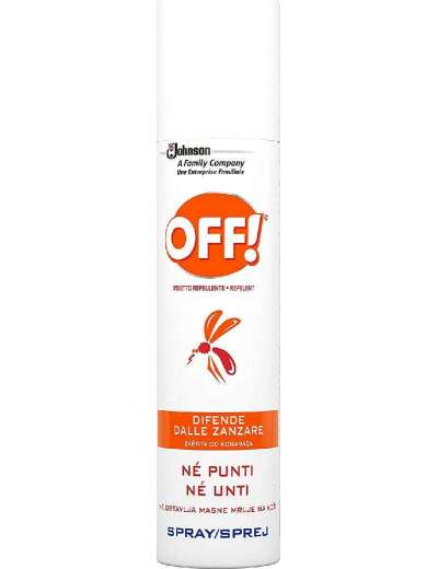 OFF SPRAY REPELLENTE ML 100