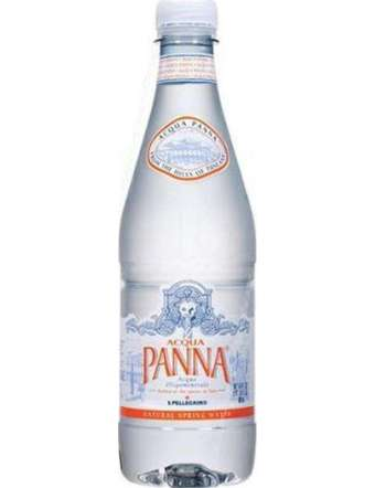 ACQUA PANNA NATURALE PET CL 50