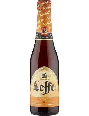 LEFFE AMBREE' BIRRA BT CL 33