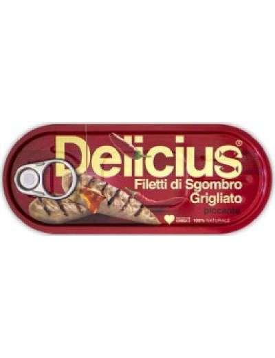 DELICIUS SGOMBRO PICCANTE GRIGLIATO GR 110