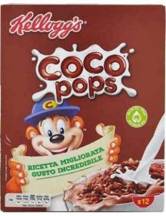 KELLOGG COCO POPS CLASSICI GR 365