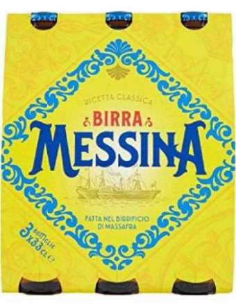 BIRRA MESSINA 3X33 CL