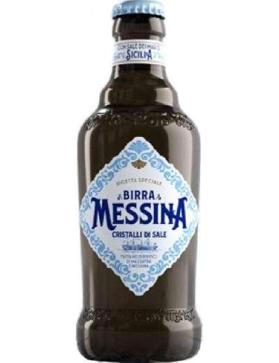 BIRRA MESSINA CRISTALLI DI SALE BT CL 50
