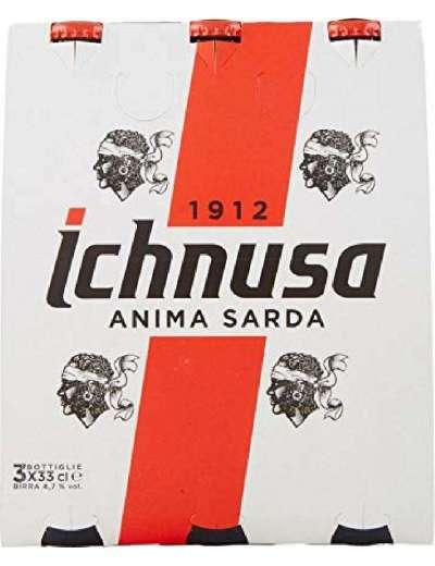 ICHNUSA BIRRA 3X33 CL