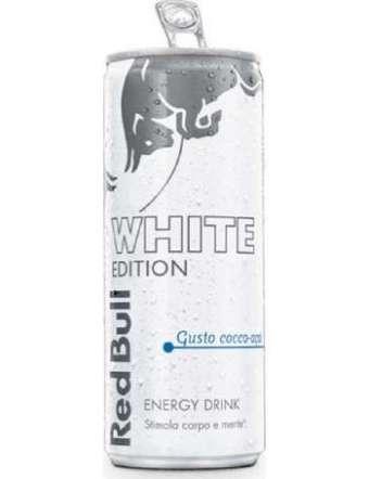 RED BULL WHITE EDITION COCCO LATTINA CL 25