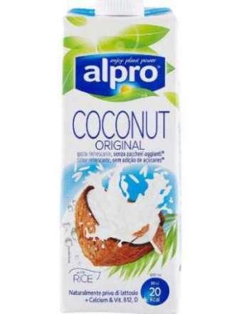 ALPRO DRINK COCONUT BRIK LT 1