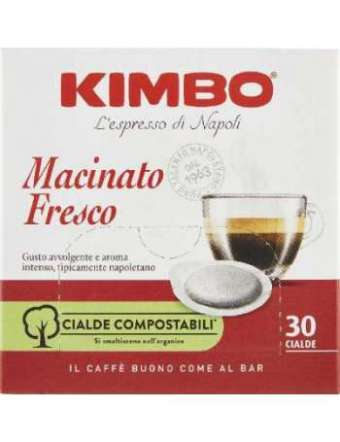 KIMBO CIALDE MACINATO FRESCO PZ 30
