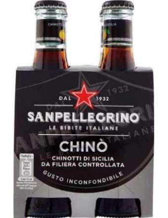 SANPELLEGRINO CHINO 4X20 CL