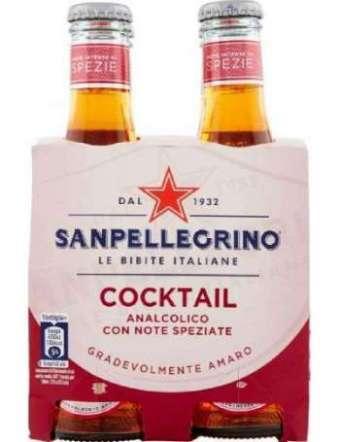 SANPELLEGRINO COCKTAIL 4X20 CL