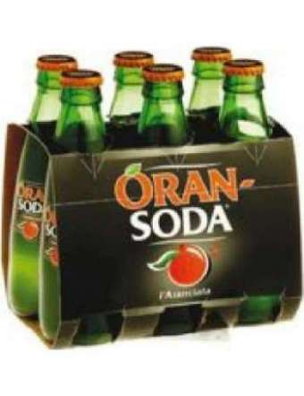 ORANSODA 6X20 CL