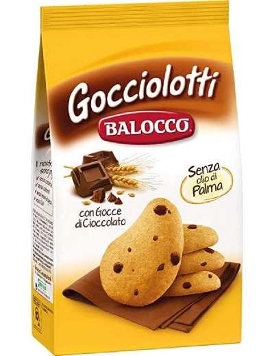 BALOCCO GOCCIOLOTTI BISCOTTI GR 350