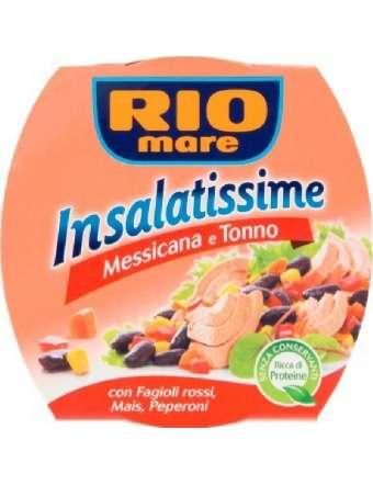 INSALATISSIME ALLA MESSICANA RIO MARE GR 160