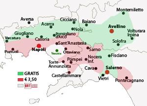 Spesa online a Napoli e Provincia
